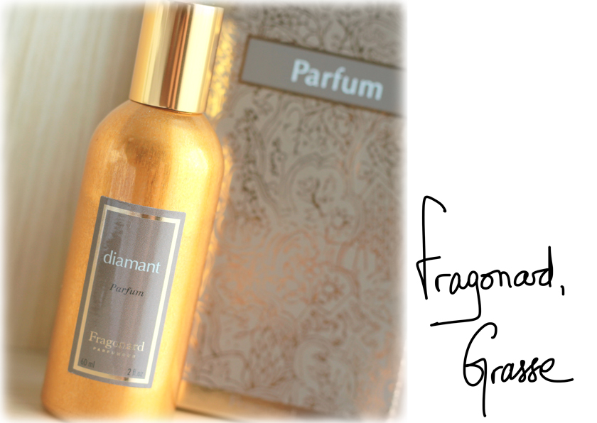 Parfum Diamant, Fragonard, Grasse