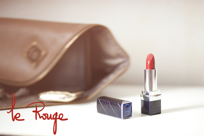 The French Dilettante, Rouge à lèvres, Dior