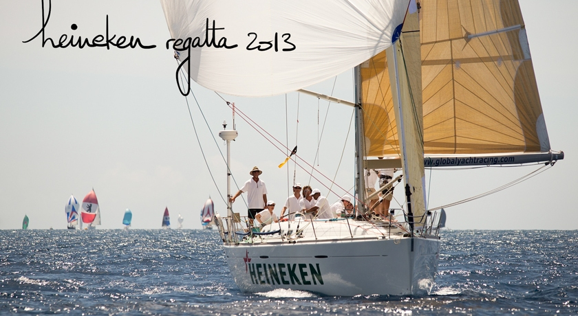 The French Dilettante, Heineken Regatta, Sint Maarten