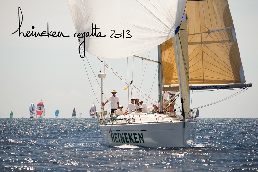 The French Dilettante, Heineken Regatta, Sint Maarten