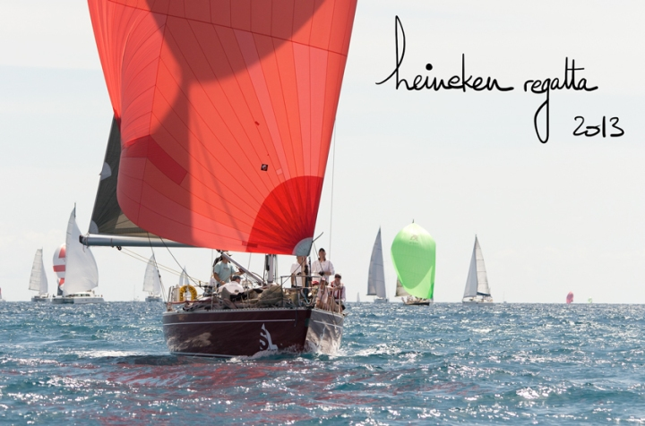 A Piece of Glam, Heineken Regatta 2013, Sint Maarten