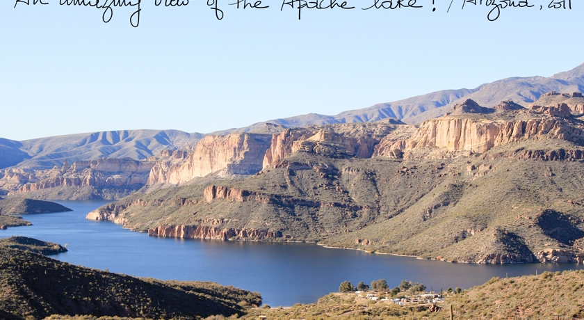 Apache Lake, The French Dilettante
