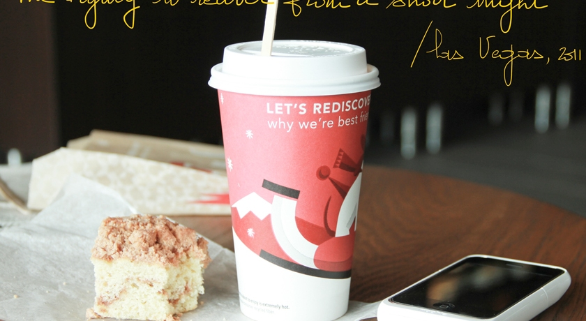 The French Dilettante, Starbucks