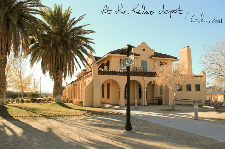 Keslo Depot, A Piece of Glam