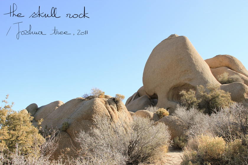 Skull Rock, The French Dilettante