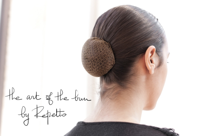 L'Art du Chignon selon Repetto