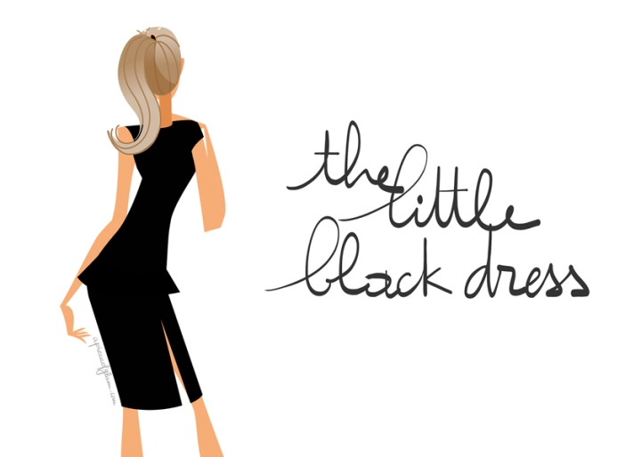 A Piece of Glam, The Little Black Dress, La Petite Robe Noire