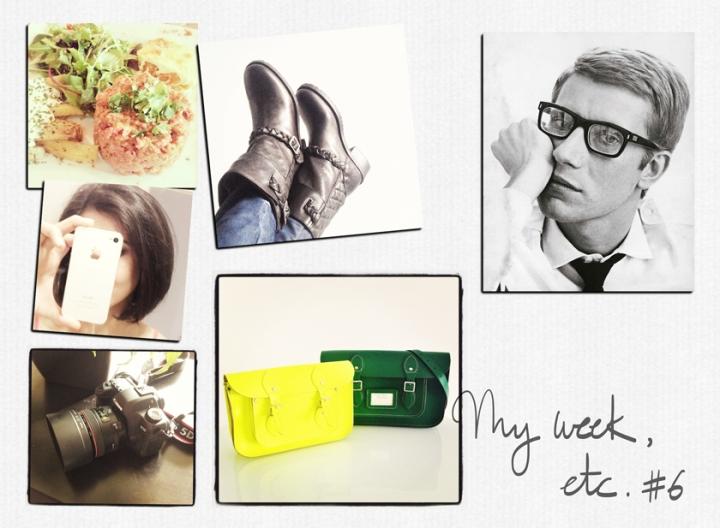 My Week, Etc.#6