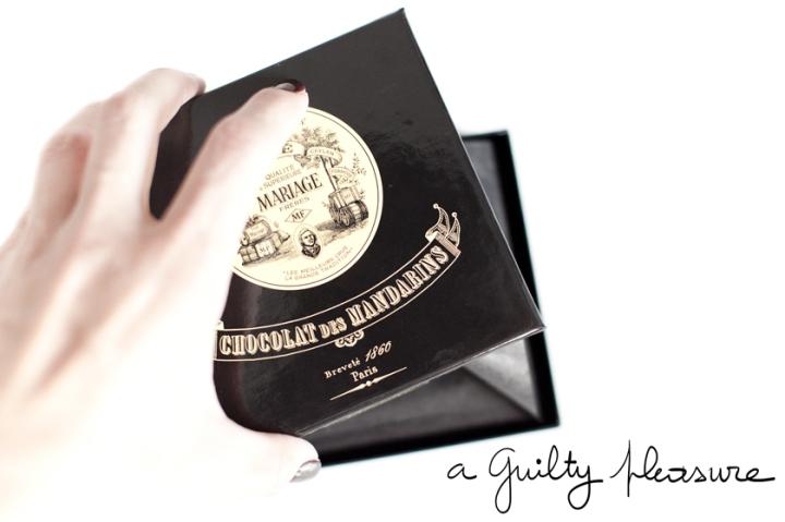 Chocolat des Mandarins, Mariage Frères, A Piece of Glam