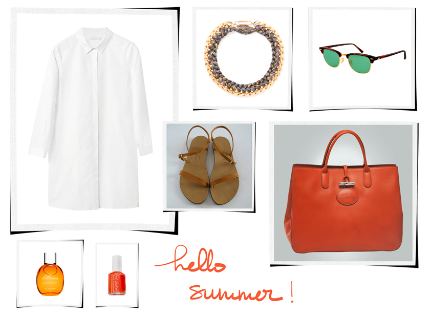 Summer shopping, The French Dilettante