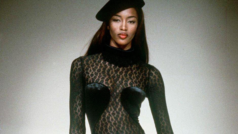 Naomi Campbell, The French Dilettante