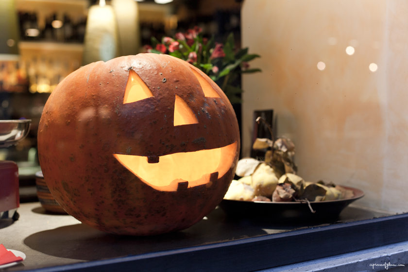 Halloween, Jack-o'-Lantern, The French Dilettante