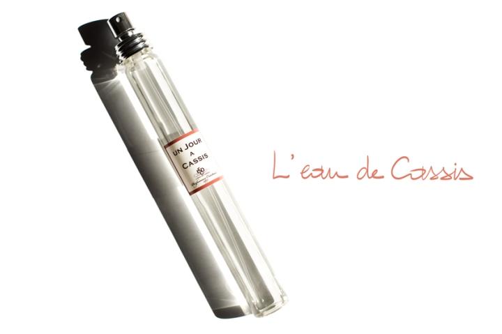 L'Eau de Cassis, Un Jour à Cassis, Parfum, A Piece of Glam