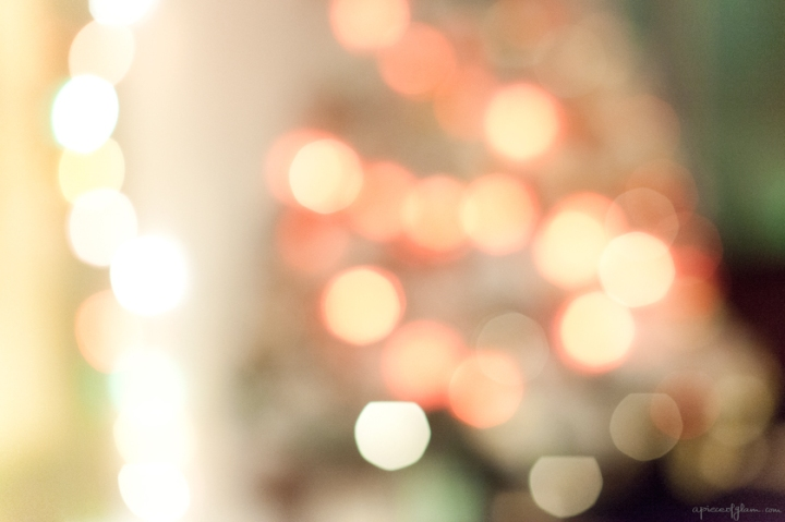 A Piece of Glam, Weekend Inspirations, Bokeh