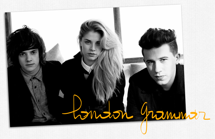 London Grammar, Waisting my Young Years, A Piece of Glam