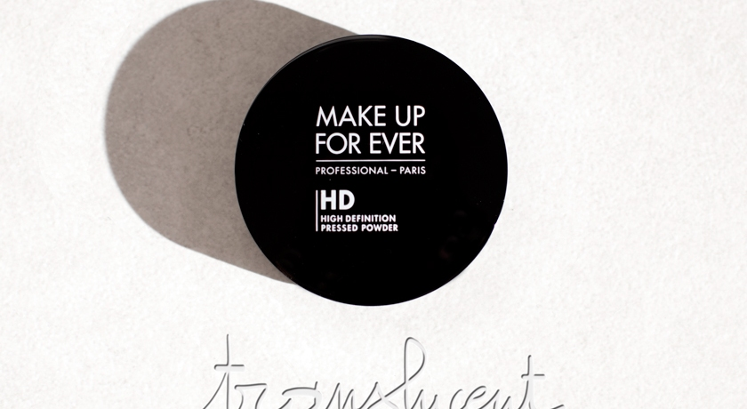 Poudre HD Make Up For Ever, The French Dilettante