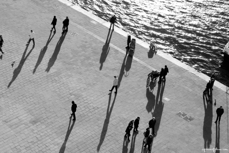 Marseille Vieux-Port, Street Photography, The French Dilettante