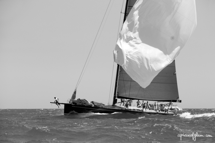 Heineken Regatta 2013, A Piece of Glam