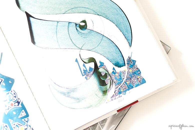 Calligraphies d'Amour de Hassan Massoudy