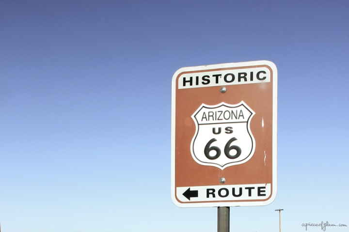 Road Trip USA, Historic Route 66