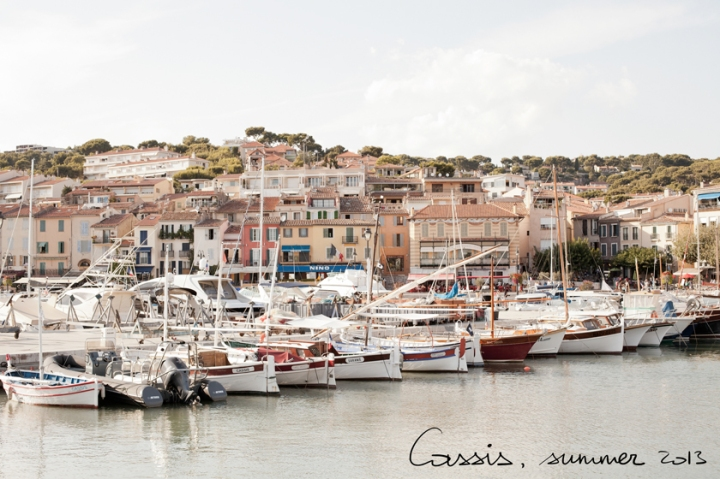 Port de Cassis, A Piece of Glam