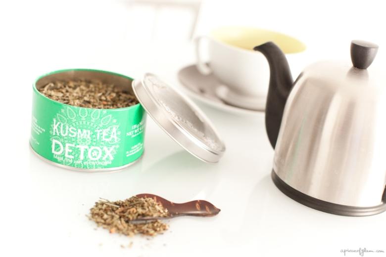 Kusmi Tea, Detox, The French Dilettante