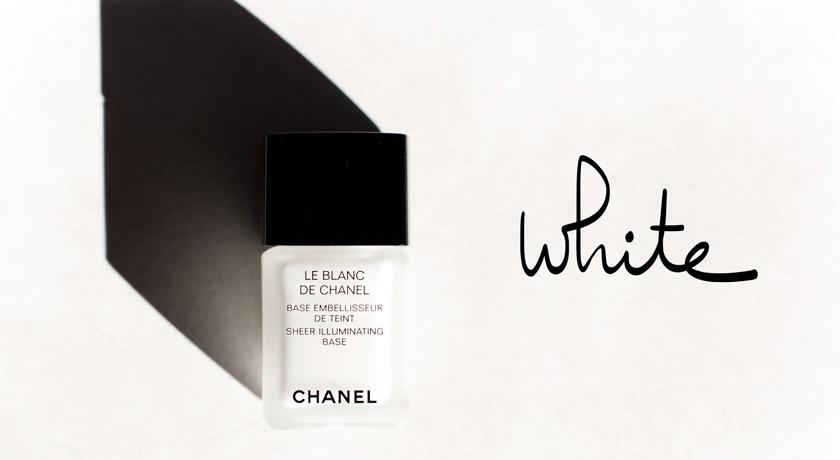 Le Blanc de Chanel, The French Dilettante