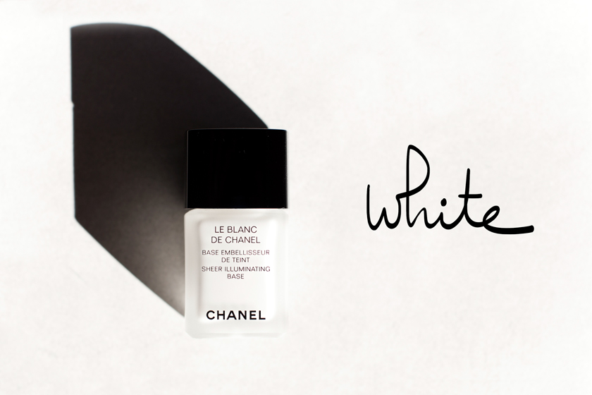 Le Blanc de Chanel, The French Dilettante