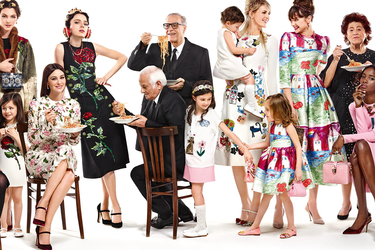 The French Dilettante, Dolce & Gabbana